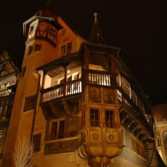 Colmar Nuit